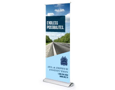 Premium Pull-Up Banners